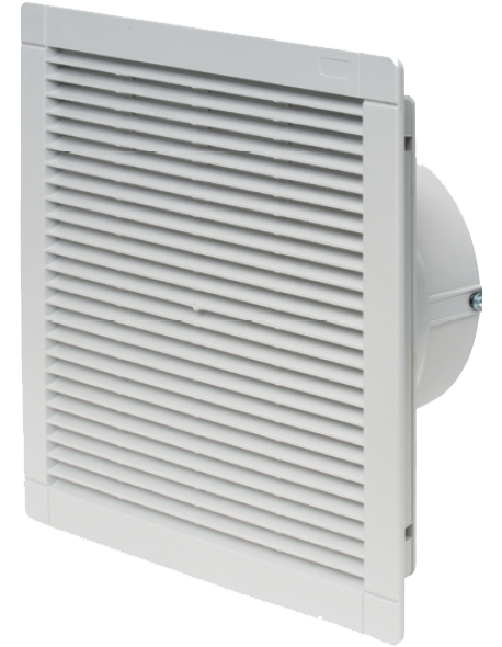 Ventilateur filtre 630 m³/h